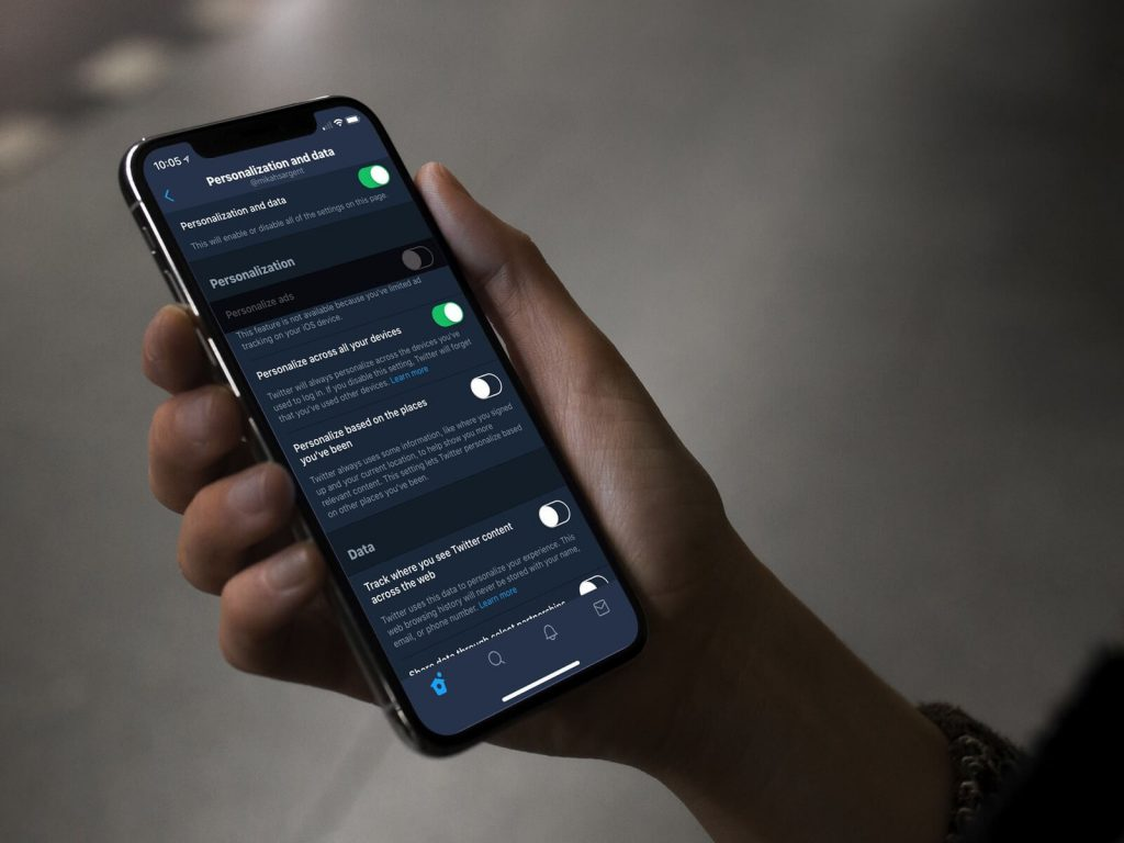 increase privacy and security on your iPhone